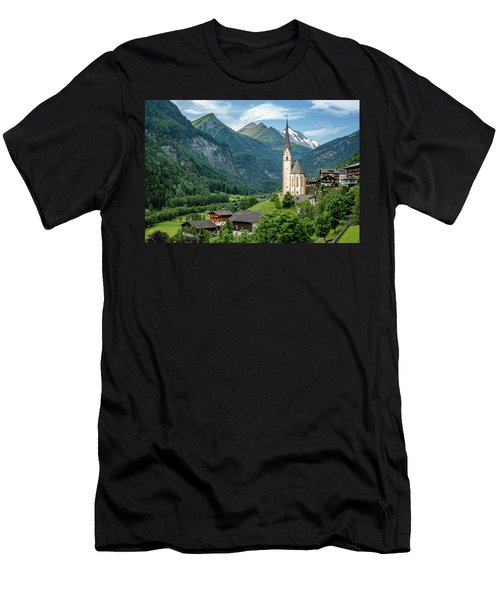 Heiligenblut Am Grossglockner Men's T-Shirt (Athletic Fit)