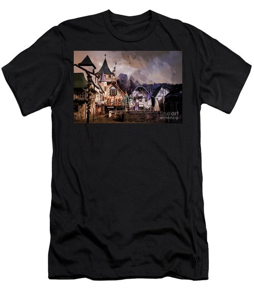 Helen Georgia Men's T-Shirt (Athletic Fit)
