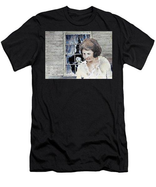 Helen Men's T-Shirt (Athletic Fit)