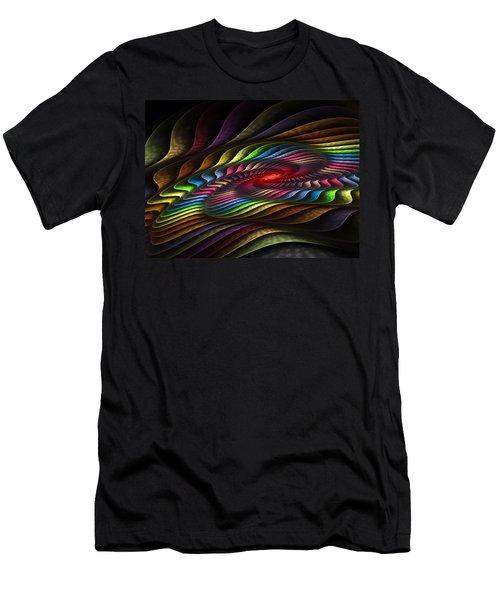 Helix Men's T-Shirt (Athletic Fit)