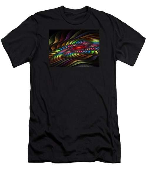 Helix Men's T-Shirt (Athletic Fit)