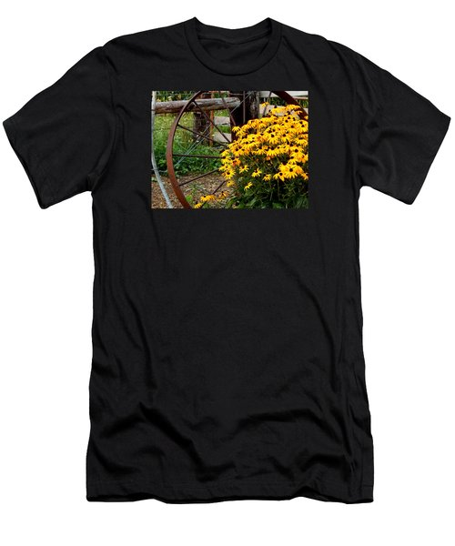 Hello And Welcome Men's T-Shirt (Athletic Fit)