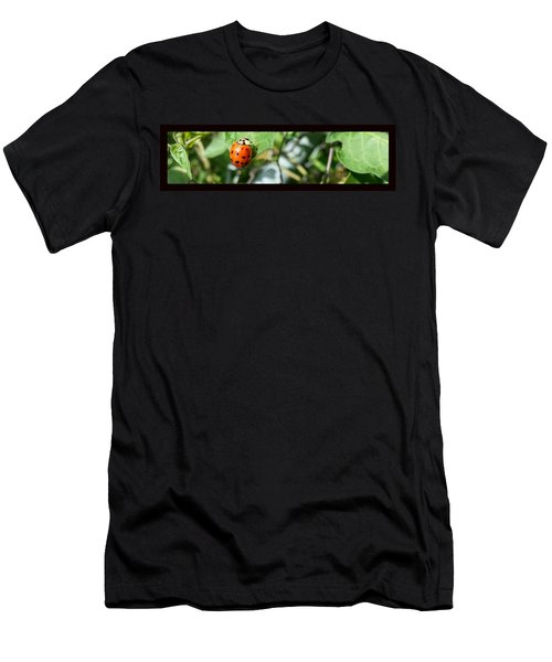 Men's T-Shirt (Athletic Fit) featuring the photograph Hello Lady by Robert Knight