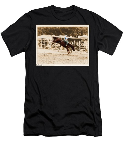 Helluva Rodeo-the Ride 4 Men's T-Shirt (Athletic Fit)