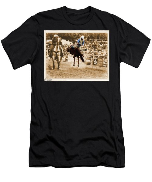 Helluva Rodeo-the Ride 5 Men's T-Shirt (Athletic Fit)