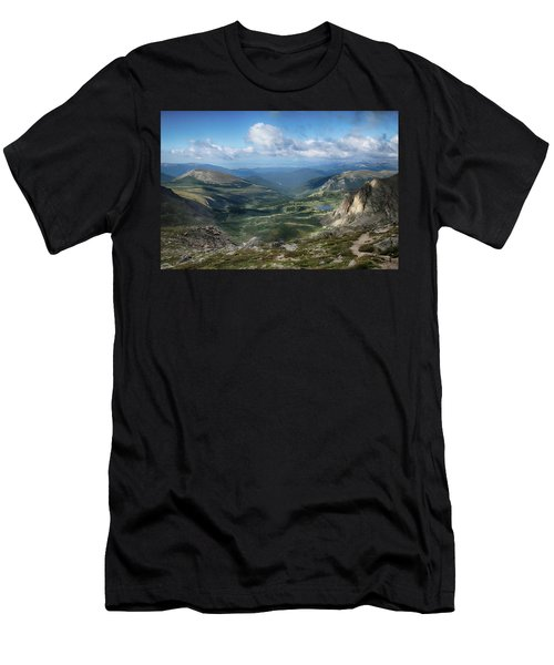 Helms Lake Valley 2 Men's T-Shirt (Athletic Fit)