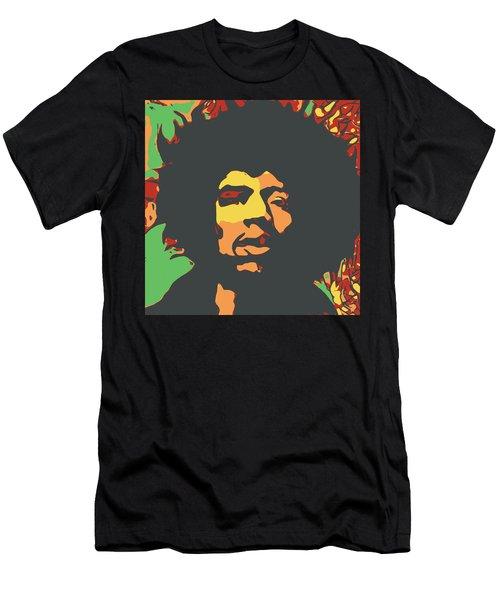 Hendrix Men's T-Shirt (Athletic Fit)