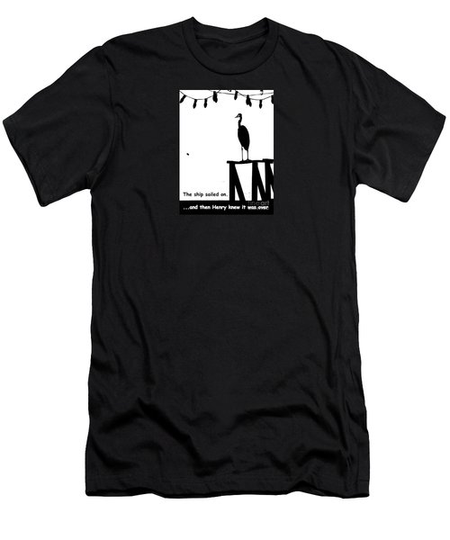 Henry Knew Men's T-Shirt (Athletic Fit)
