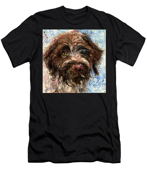 Henry Men's T-Shirt (Slim Fit) by Molly Poole