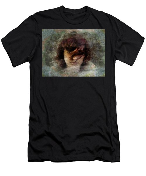 Her Dark Story Men's T-Shirt (Slim Fit) by Gun Legler