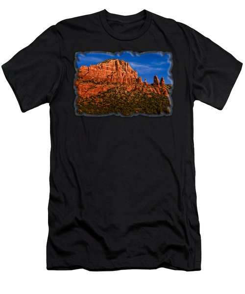 Men's T-Shirt (Athletic Fit) featuring the photograph Her Majesty by Mark Myhaver
