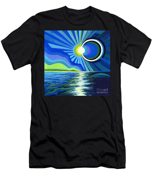 Here Come The Sun Men's T-Shirt (Athletic Fit)