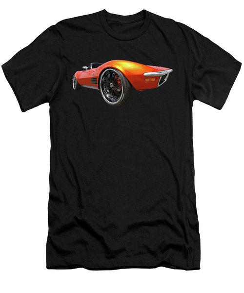 Here Comes The Sun - '72 Stingray Men's T-Shirt (Athletic Fit)