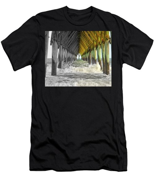 Here's Your Light At The End Of The Tunnel Men's T-Shirt (Athletic Fit)