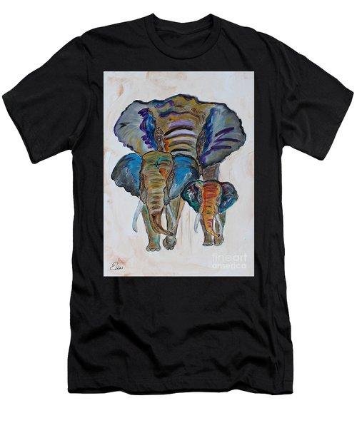 Heritage Walk Men's T-Shirt (Athletic Fit)