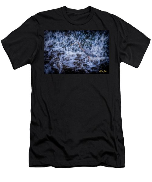 Heron Falls Men's T-Shirt (Athletic Fit)