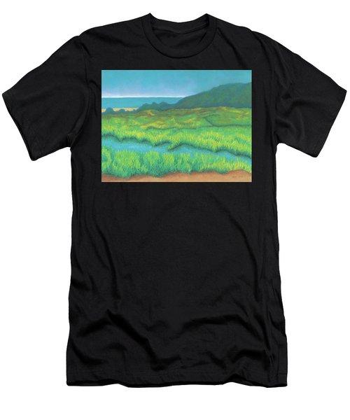 Heron's Home Men's T-Shirt (Athletic Fit)