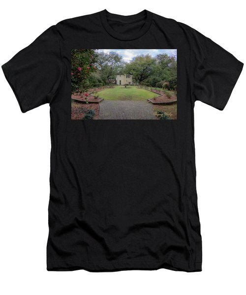 Heyman Garden 03 Men's T-Shirt (Athletic Fit)