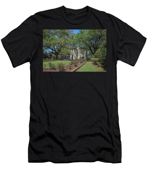 Heyman House Garden 3 Men's T-Shirt (Athletic Fit)