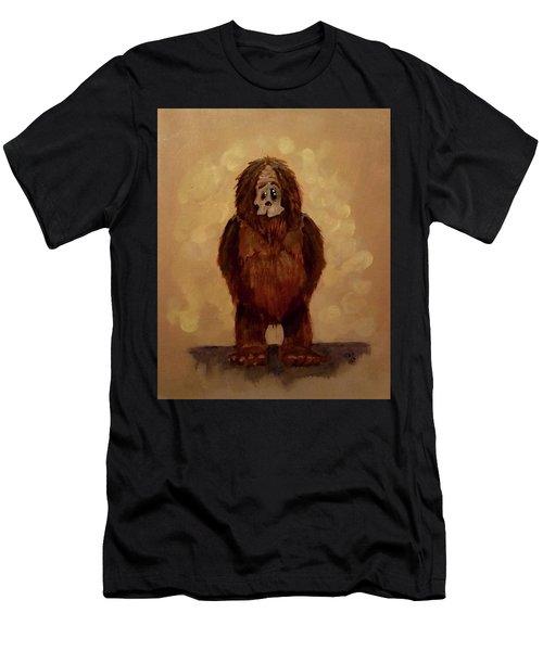 Hi, Im Scott Men's T-Shirt (Athletic Fit)