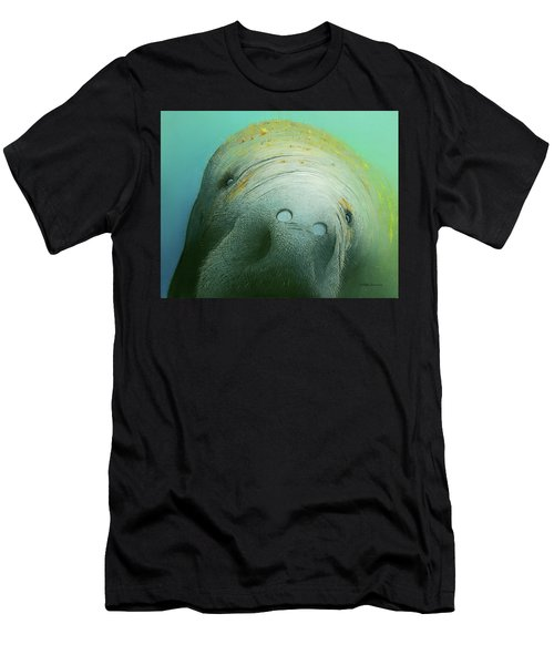 Hi There Men's T-Shirt (Athletic Fit)