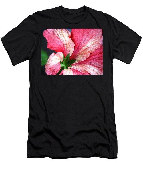 Hibiscus #5 Men's T-Shirt (Athletic Fit)