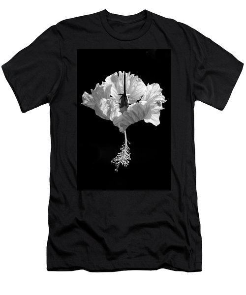 Hibiscus As Art 2 Men's T-Shirt (Athletic Fit)