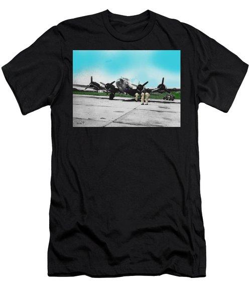 Hickam Fort Men's T-Shirt (Athletic Fit)