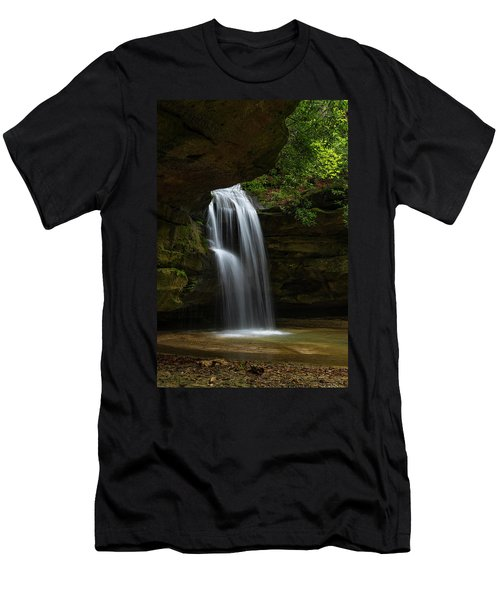 Hidden Away... Men's T-Shirt (Athletic Fit)
