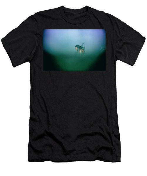 Hidden Men's T-Shirt (Athletic Fit)
