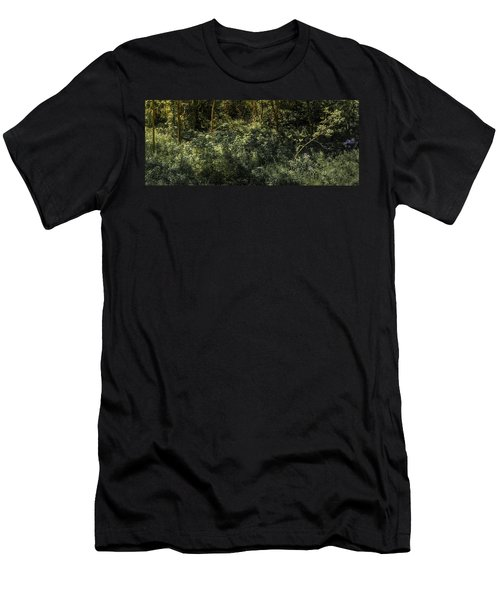 Hidden Wildflowers Men's T-Shirt (Athletic Fit)