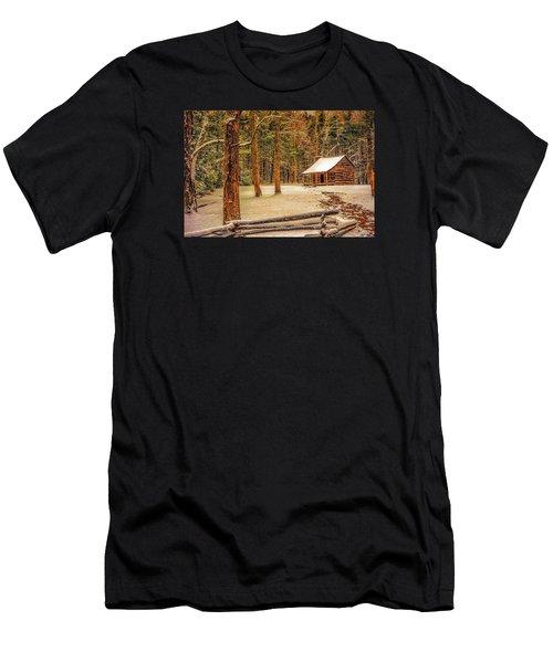 Hideaway Men's T-Shirt (Athletic Fit)