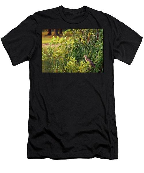 Hiden Men's T-Shirt (Athletic Fit)