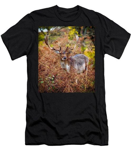 Hiding In The Bracken Men's T-Shirt (Athletic Fit)