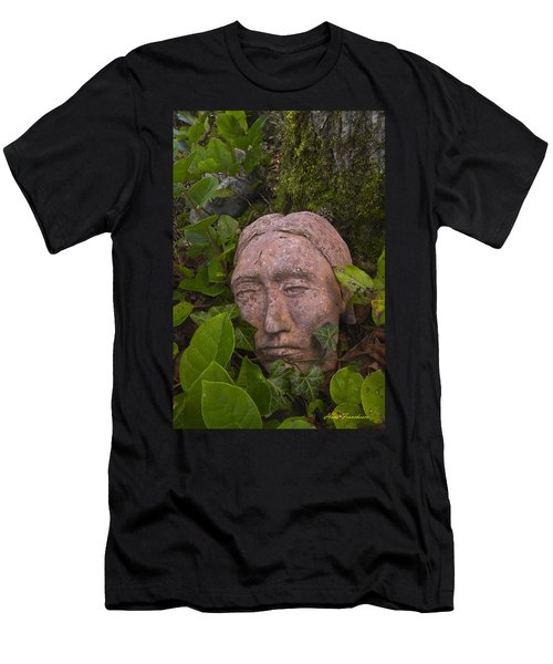 Hiding Signed Men's T-Shirt (Athletic Fit)