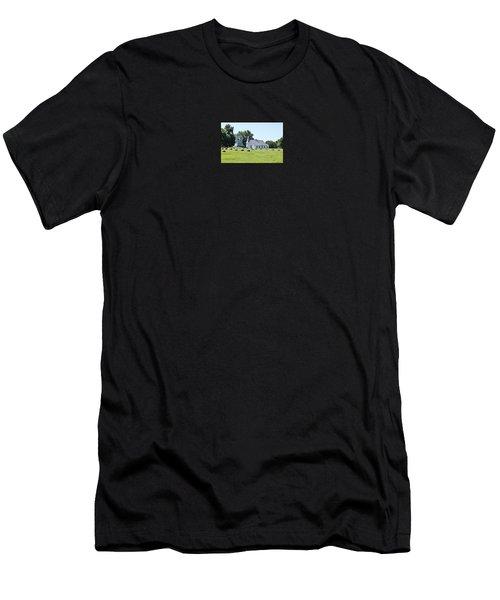 Higginsville  Missouri Men's T-Shirt (Athletic Fit)