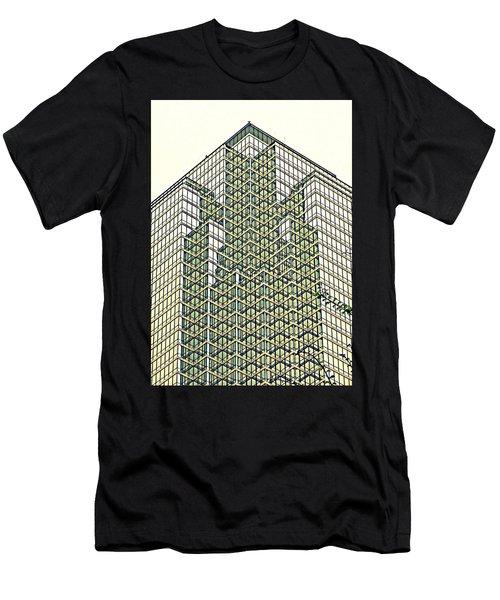 Downtown Dallas Men's T-Shirt (Athletic Fit)
