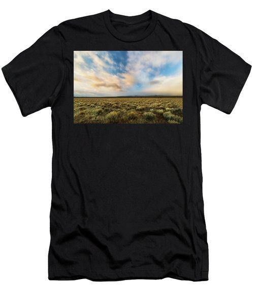 High Desert Morning Men's T-Shirt (Athletic Fit)