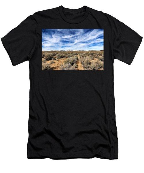 High Desert Men's T-Shirt (Athletic Fit)