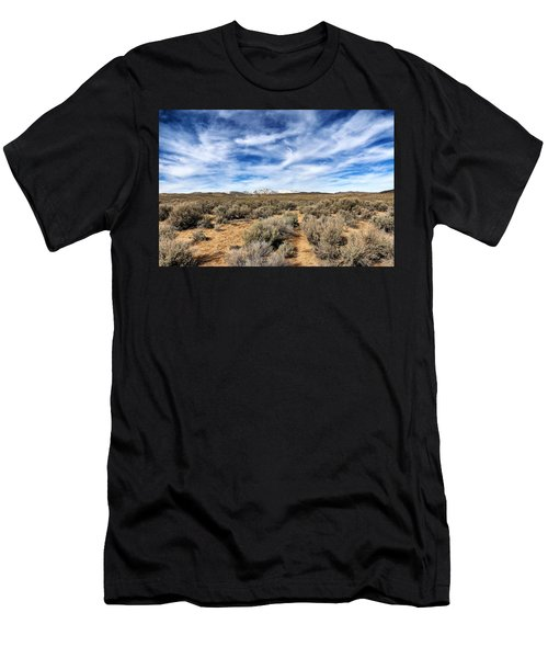 High Desert Men's T-Shirt (Athletic Fit)