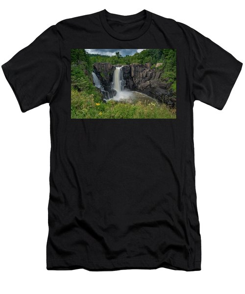 High Falls Men's T-Shirt (Athletic Fit)