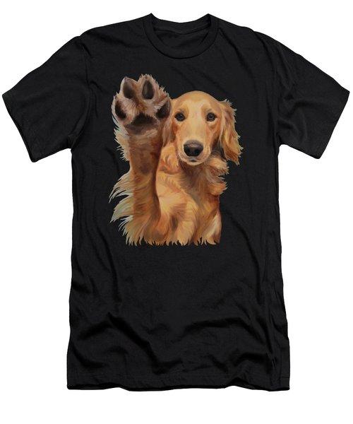 High Five Men's T-Shirt (Athletic Fit)