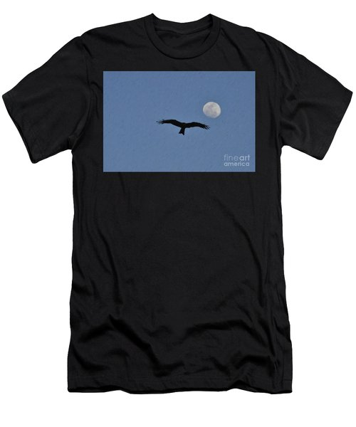 High In The Sky Men's T-Shirt (Athletic Fit)