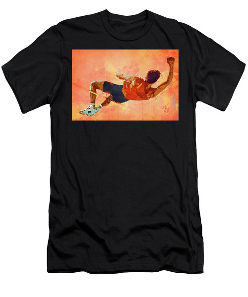 High Jumper Men's T-Shirt (Athletic Fit)