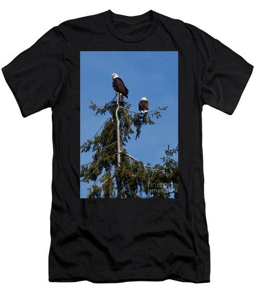 High Perch Men's T-Shirt (Athletic Fit)
