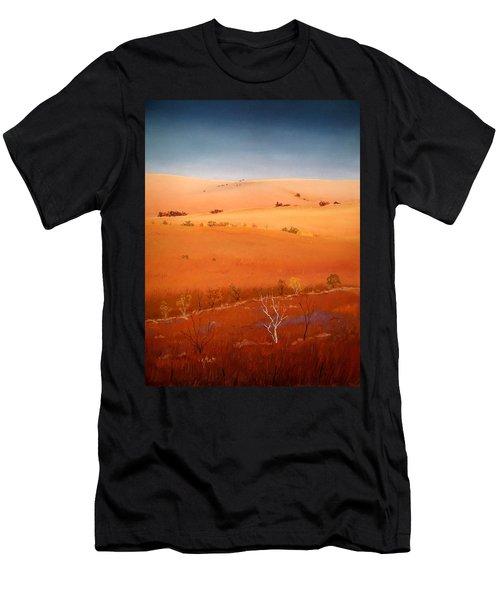 High Plains Hills Men's T-Shirt (Athletic Fit)