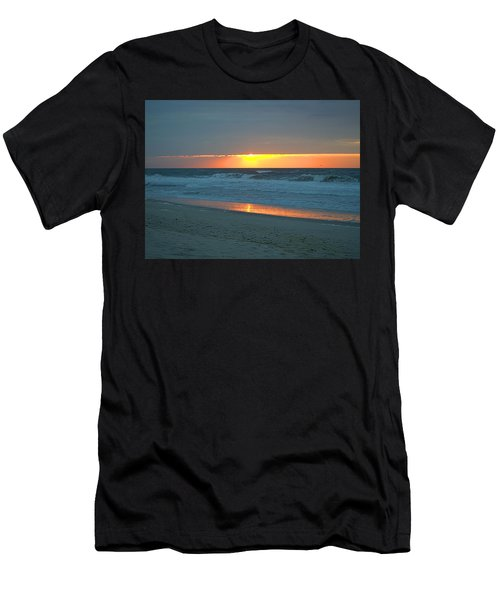 High Sunrise Men's T-Shirt (Athletic Fit)