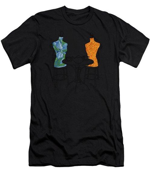 High Tea Men's T-Shirt (Athletic Fit)