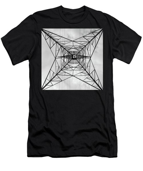 High Voltage Power Men's T-Shirt (Athletic Fit)