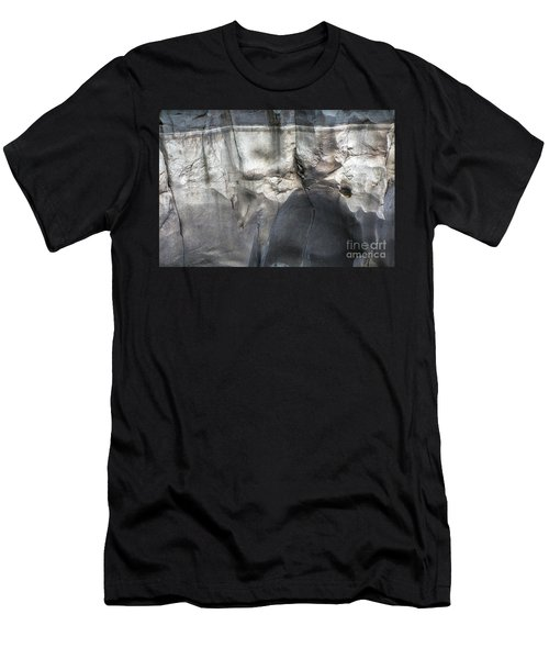 High Water Mark Rock Art By Kaylyn Franks Men's T-Shirt (Athletic Fit)